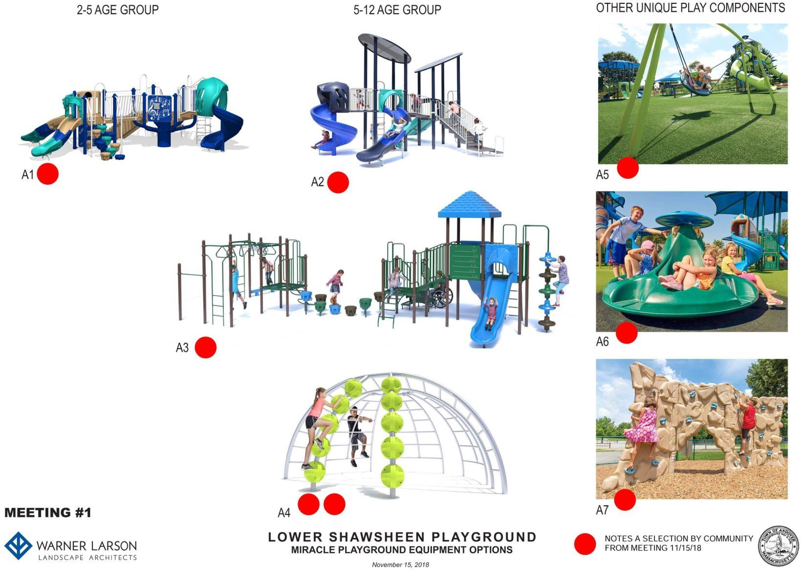 Playground Options A