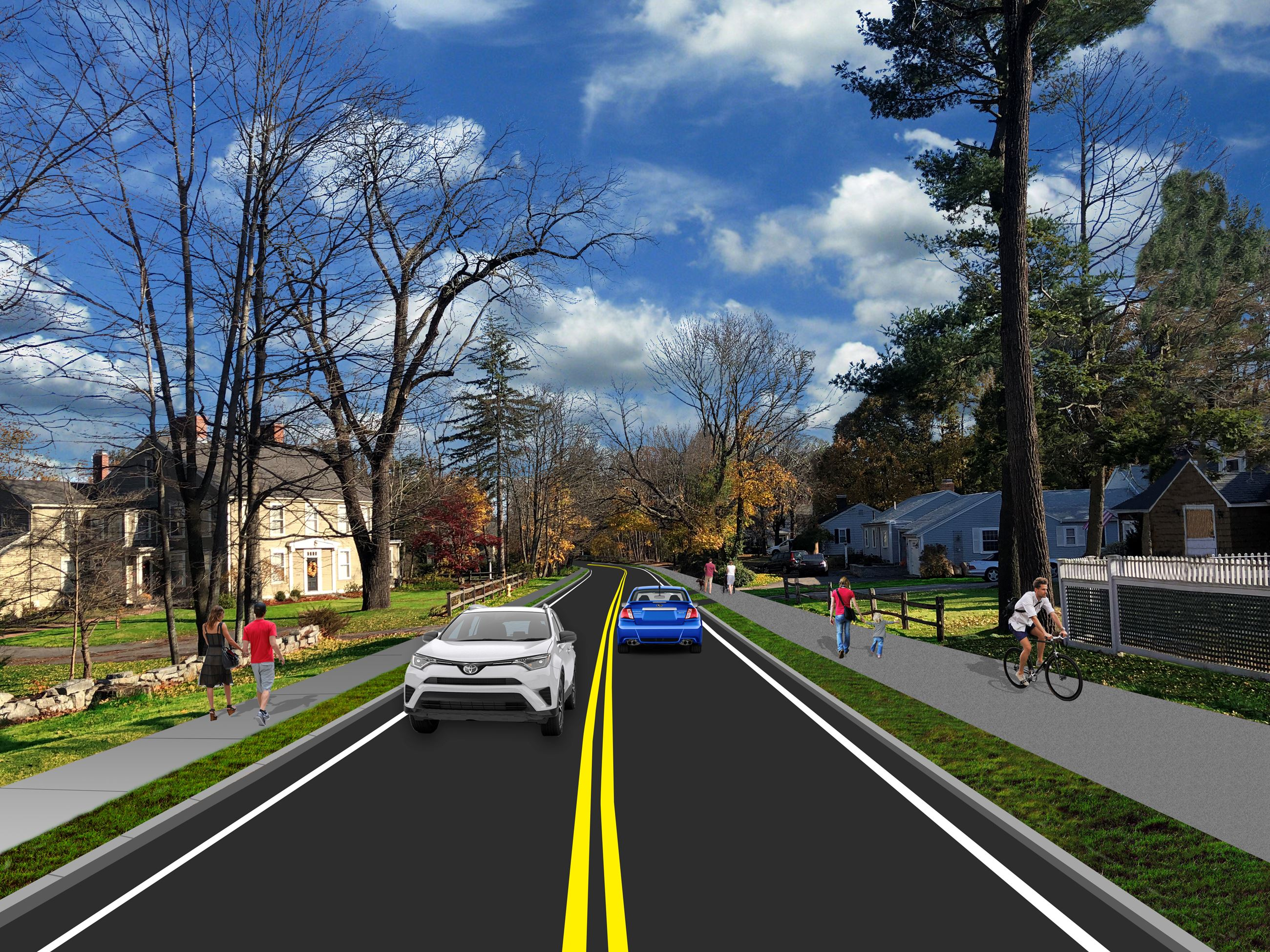 Andover Route 133_Render_After